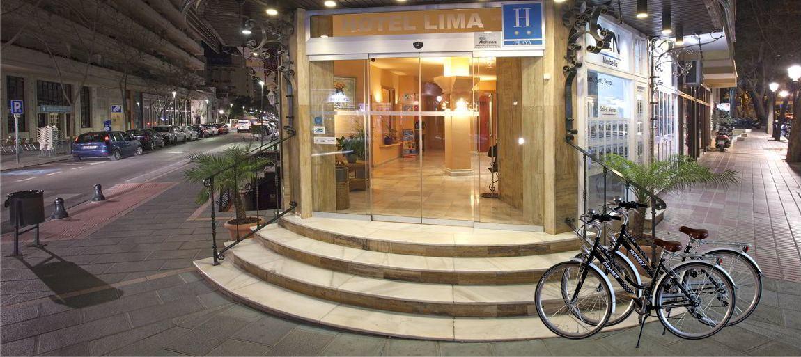 OfertaBicicletas.HotelLimaMarbella1