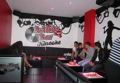 Rolling Bar- Hotel Lima Marbella
