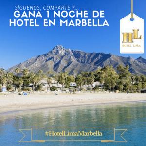 #HotelLimaMarbella