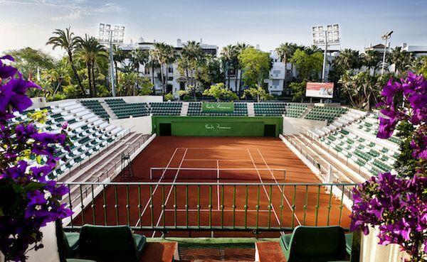 Puente Romano Club de Tenis Marbella