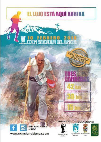 Cartel V CXM Sierra Blanca