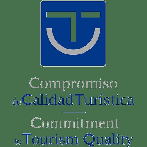 Logo Compromiso Calidad Turística