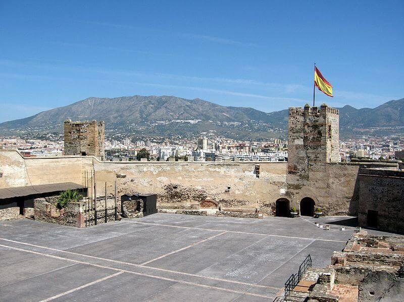 Marenostrum Festival Castillo Sohail