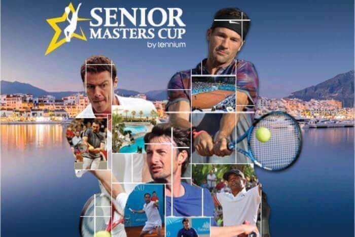 3º Senior Master Cup Marbella 2018
