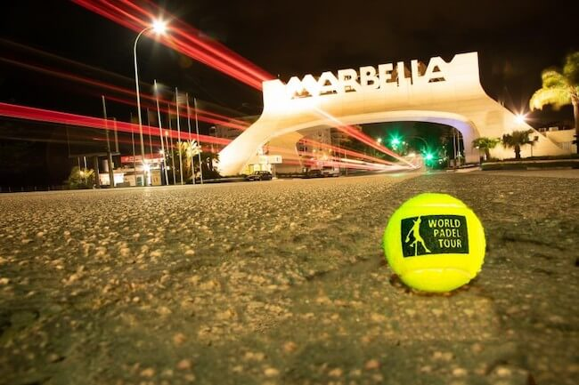 World Padel Tour en Marbella