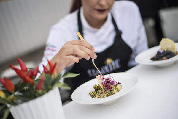 Gastronomía Starlite 2019