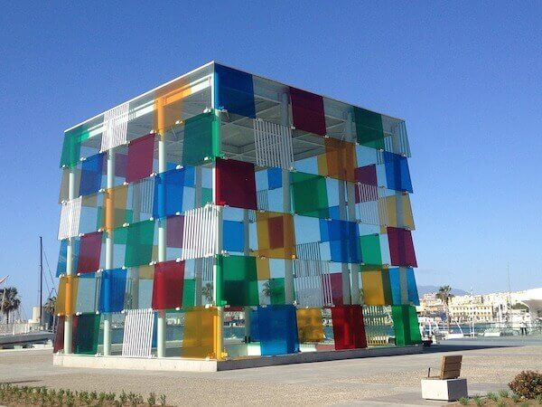Museo Centro Pompidou Málaga