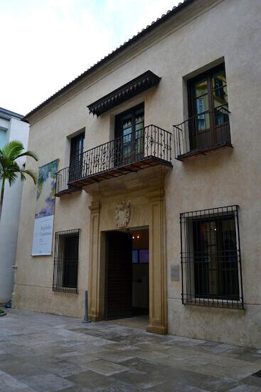 Museo Thyssen de Málaga