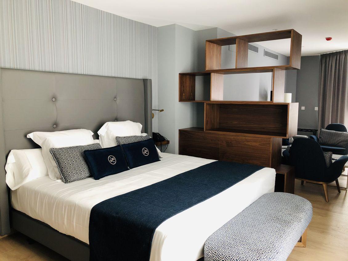 Habitación Suite Junior Hotel Lima Marbella