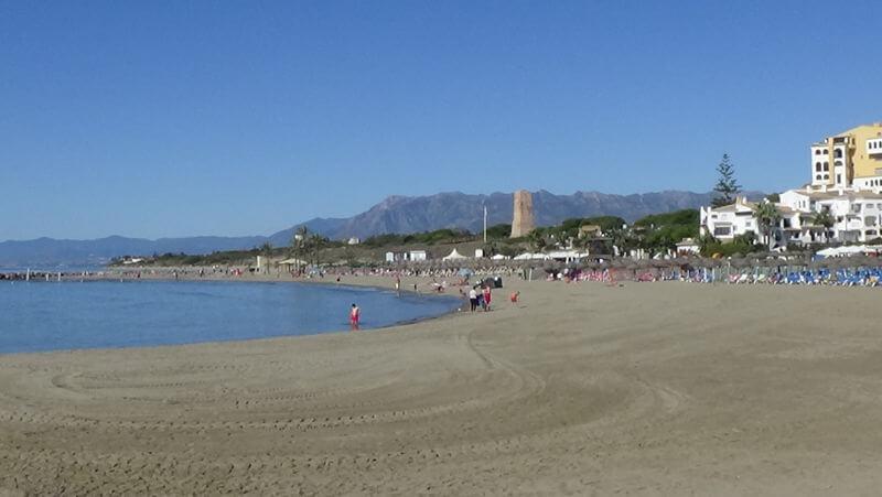Playas Artola- Cabopino