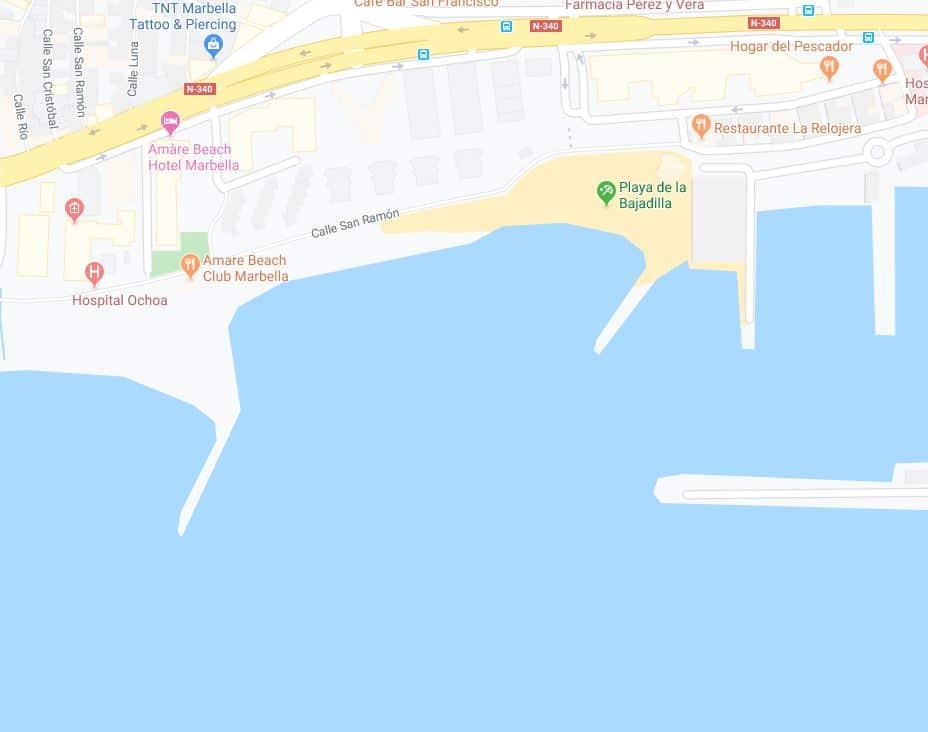 Playa Bajadilla