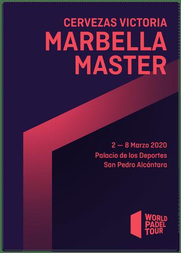 Cartel World Padel Tour Marbella 2020