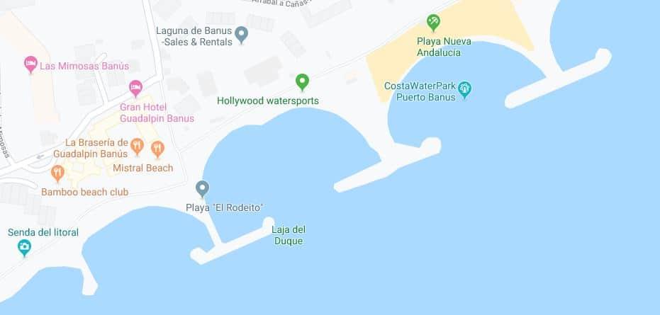 Playa nueva andalucia