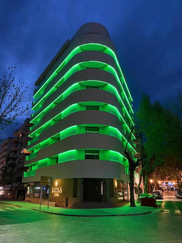 Nuevo Hotel Lima Marbella 4 estrellas