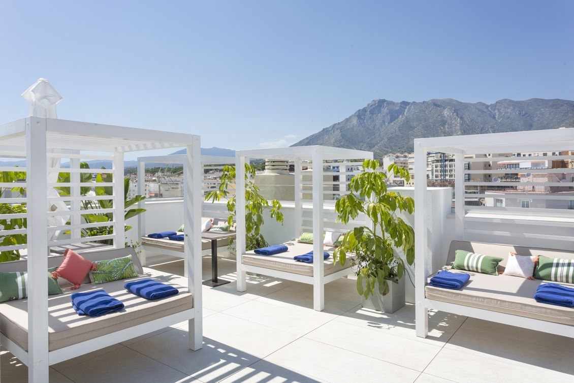 Rooftop Hotel Lima Marbella