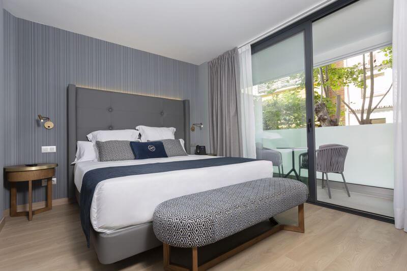 Oferta alojamiento habitación doble Agosto Hotel Lima