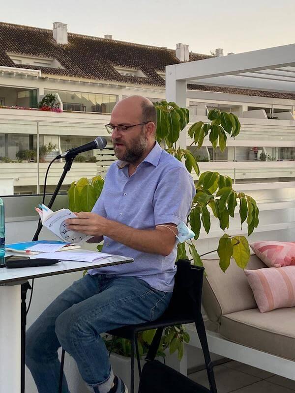 Biografía poeta Alejandro Pedregosa