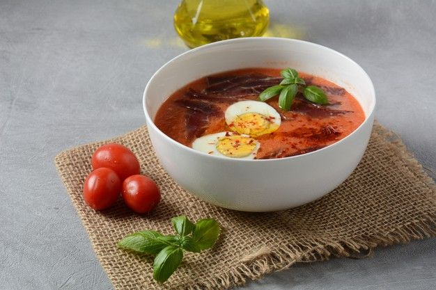 Sopa Fria Gazpacho